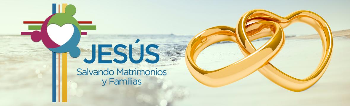 Jesús Salvando Matrimonios y Familias